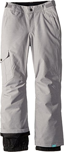 Roxy Big Girls' Tonic Snow Pants, Heritage Heather, 14/XL by Roxy