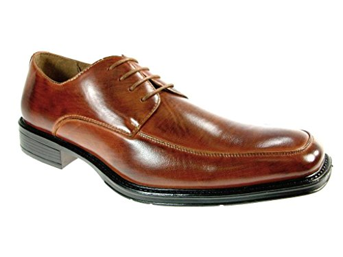 Delli Aldo Mens 16011-brun Klassisk Klänning Oxfords