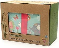 Conjunto Sandwichera y Tupper de bambú. Material ecológico sin BPA ...