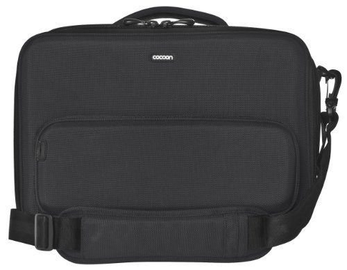 Cocoon CLB356BY Laptop Case, up to 13 inch, 15.25 x 3.25 x 10.75 inch, Black