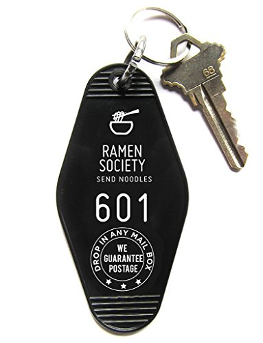Three Potato Four Key Tag - Ramen Society