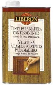 Liberon Tinte Para Madera Con Disolventes Nogal - 500ml: Amazon.es ...