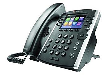 Polycom VVX 411 12-Line IP Phone Gigabit PoE (Power Supply Not Included)