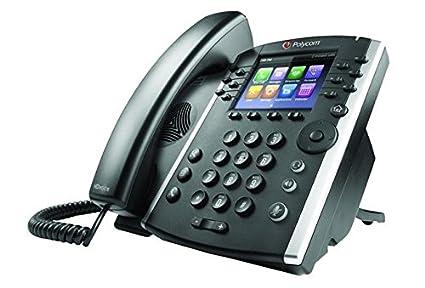 amazon com vvx 411 12 line ip phone gigabit poe electronics rh amazon com Polycom 550 User Guide polycom vvx 501 skype for business user manual