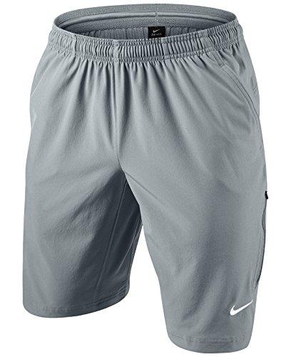 - Nike Mens Dri-Fit Short, M, Grey