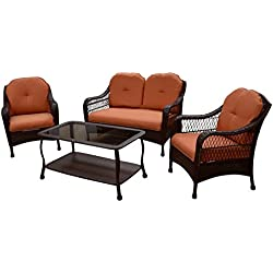 All Weather Patio Outdoor Furniture Used for Campfires/BackYard/Pool/Deck
