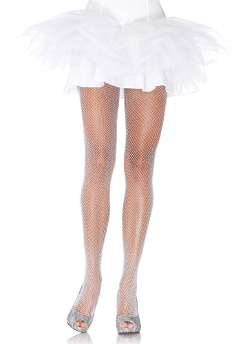 Leg Avenue Womens Glitter Fishnet ()