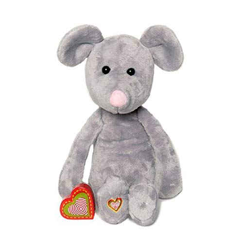 (My Baby's Heartbeat Bear - Vintage Stuffed Mouse with a 20 Second Voice/Sound Recorder Keeps Your Baby's Ultrasound Heartbeat Safe! - Vintage Mouse)