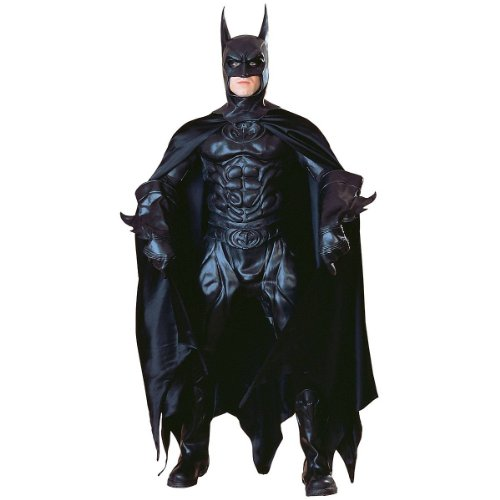 Costumes Collectors Adult Edition Batman (Collector's Batman Adult Costume -)
