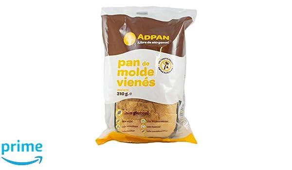 Adpan Plato internacional envasado (Molde Vienes) - 10 de 310 gr. (Total 3100 gr.) - sin gluten: Amazon.es: Alimentación y bebidas