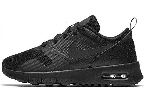 Nike Air Max Tavas (Ps), Zapatos de Primeros Pasos para Bebés Negro (Black / Black)