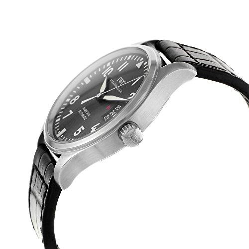 IWC Men's IW326501 Pilots Mark XVII Black Alligator Watch