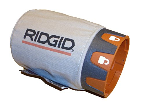 Ridgid R2501 Random Orbit Sander Replacement Dust Bag # 300027084