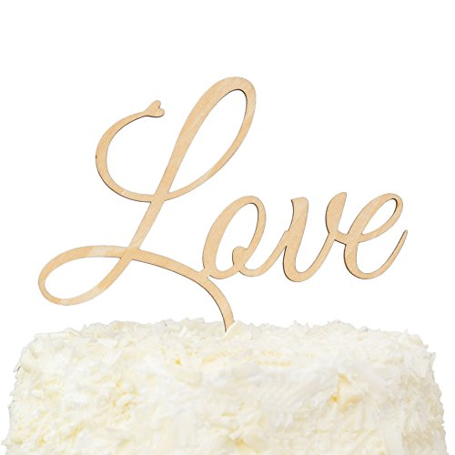 LOVENJOY-with-Gift-Box-LOVE-Monogram-Wedding-Engagement-Cake-Topper-Rustic-Wood-61-inch