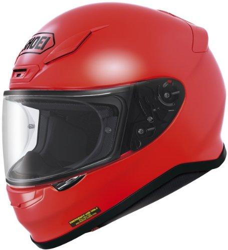 Shoei Helmet Rf-1200 Shine Red Xxl 0109-0131-08