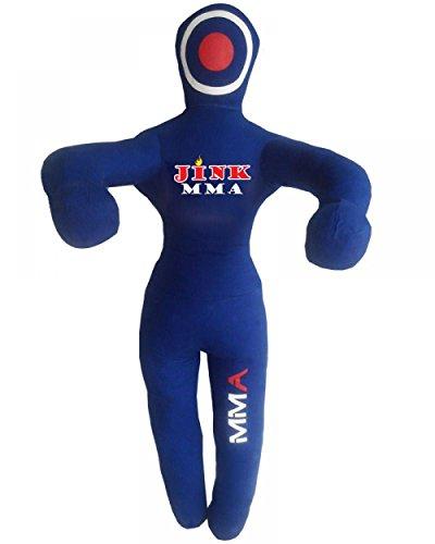 JINK Kickboxing heavy bag MMA Grappling Judo Dummy – Standing & Fighting Position – DiZiSports Store