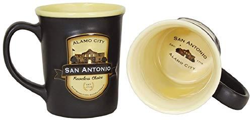 (Americaware SEMSAT01 San Antonio Emblem Mug)