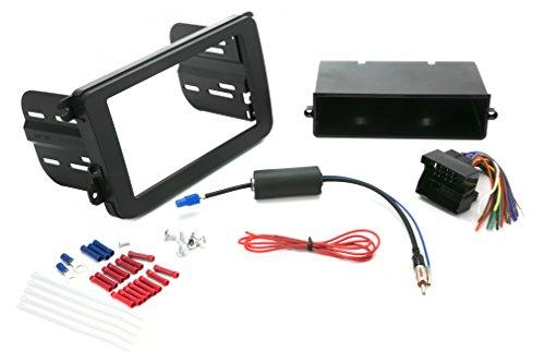 (Install Centric ICVW6BN Volkswagen 2006-15 Complete Installation Kit)