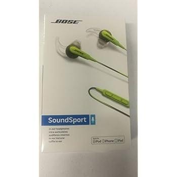 Amazon.com: Bose Mobile In-Ear Headphones Black: Home