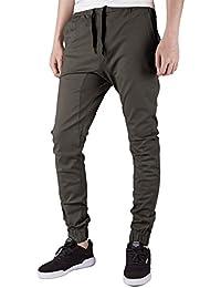 Men's Chino Jogger Casual Pant Slim Fit