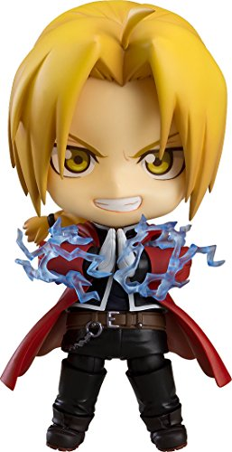 Good Smile Full Metal Alchemist: Edward Elric Nendoroid Action Figure