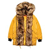 Vie Riche Frontal Fur Coat