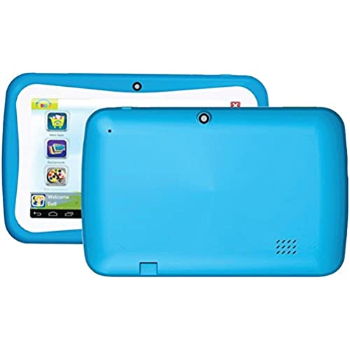 Supersonic SC-774KT BLUE Munchkins 7 Android(TM) 5.1 Quad-Core 4GB Kids' Tablet (Blue) Coupons