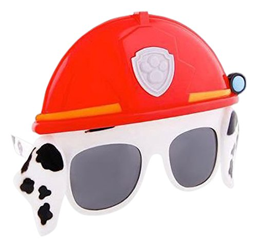 Sunstaches Nickelodeon Paw Patrol Marshall Sunglasses, Party Favors, -
