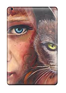 Premium Painting Back Cover Snap On Case For Ipad Mini/mini 2