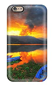 Faddish Phone Lake Scenery Cases For Iphone 6 / Perfect Cases Covers