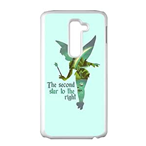 Cute Angel Spirit White LG G2 case