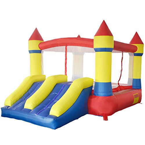 inflatable-bounce-house-with-dual-slides-jumper-moonwalk-bounce-castle-with-blower-outdoor-garden-pl