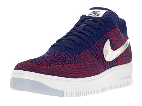 Image of NIKE Af1 Ultra Flyknit Low Mens Running Trainers 817419 Sneakers Shoes