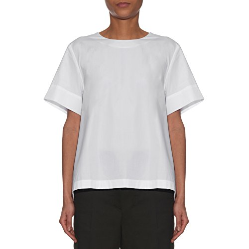 sportmax-by-max-mara-womens-burgos-wide-sleeve-lace-up-top-sz-large-white