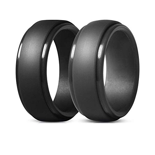 BEEBEAR Silicone Wedding Ring