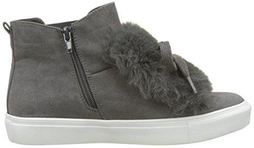 Imi 328145r Zapatillas 01 Mujer Shoes grey Altas Suede Gris Buffalo Para IqfOxw