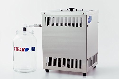 SteamPure Countertop Water Distiller by Pure & Secure