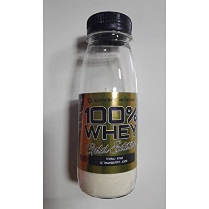 PROTEINA 100% WHEY Gold Edition 1 DOSIS - SCIENTIFFIC ...