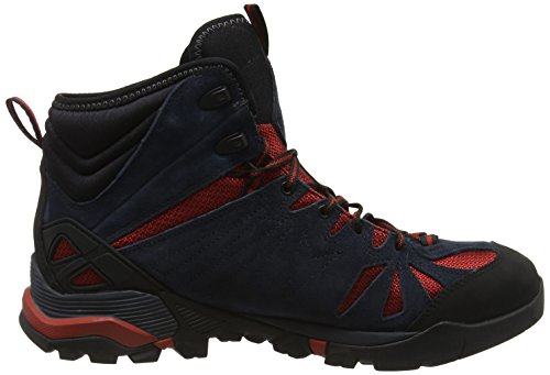 Merrell Capra Mid Gore-tex, Men's High Rise Hiking Boots Blue (Navy)