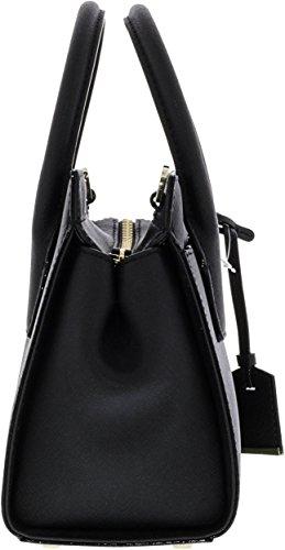 Mini Cameron Candace Street Black new kate Satchel spade york Bag SqnYPntX