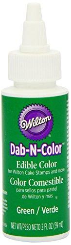 Wilton Green Dab-N-Color Edible Color