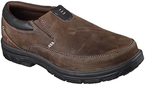 Skechers USA Mens Segment The Search Slip On Loafer Select SZ//Color.