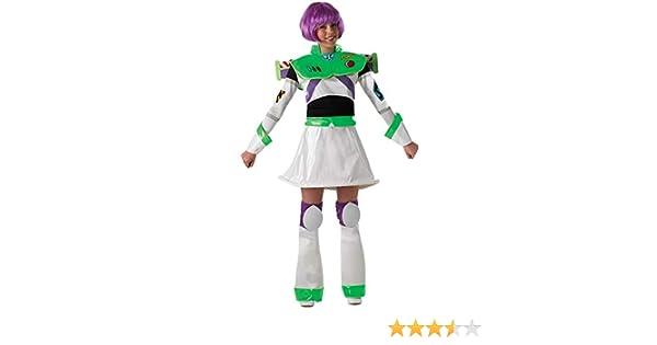 Generique - Disfraz Miss Buzz Lightyear Mujer L: Amazon.es ...