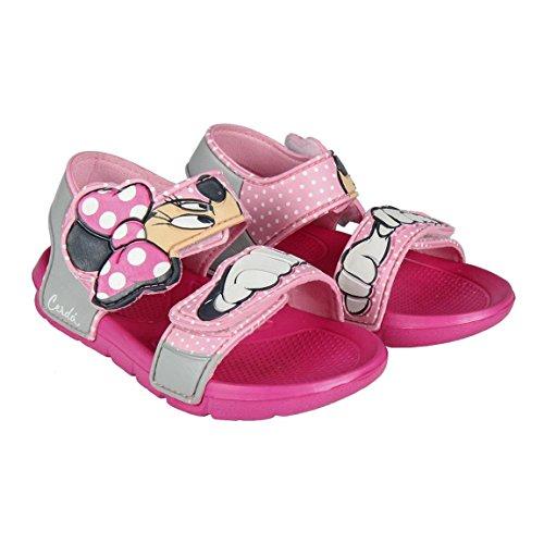 Disney 2300003057, Mädchen Zehentrenner Pink