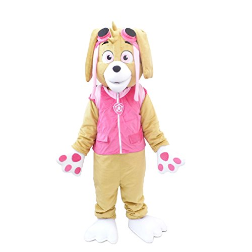 Paw Patrol Skye Mascot Costume