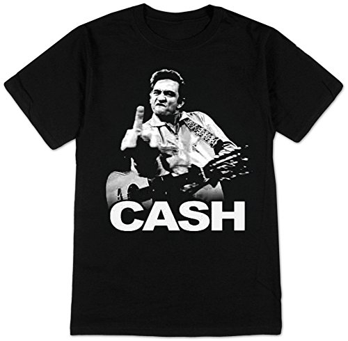 Johnny Cash Finger T-shirt