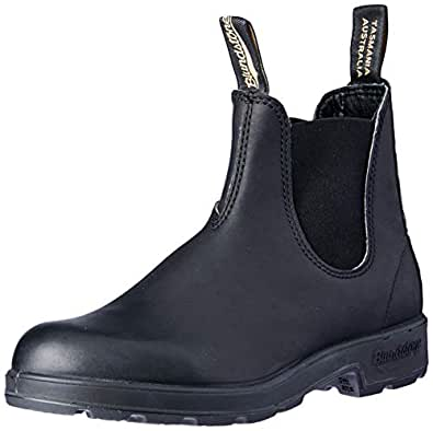 Blundstone 510 'Max Comfort' Work Boots, Elastic Sided Non Safety. Black