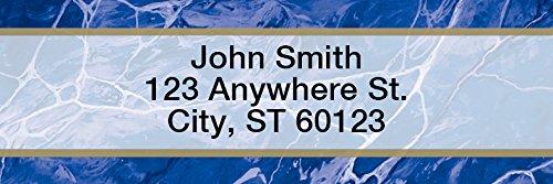Blue Marble Rectangle Address Labels (144 Labels)