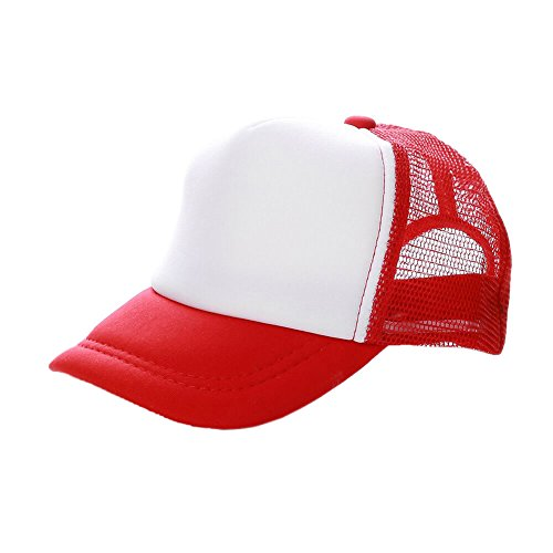 Opromo Kids 2 Tone Mesh Curved Bill