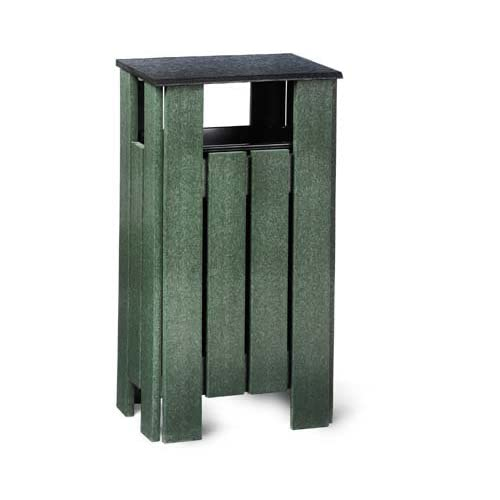 10 Gallon Trash Pro 10 Recycled Plastic Trash ReceptacleChoose the decorative outdoor trash can as durable as useful for you. Decorative Outdoor Garbage Cans. Home Design Ideas